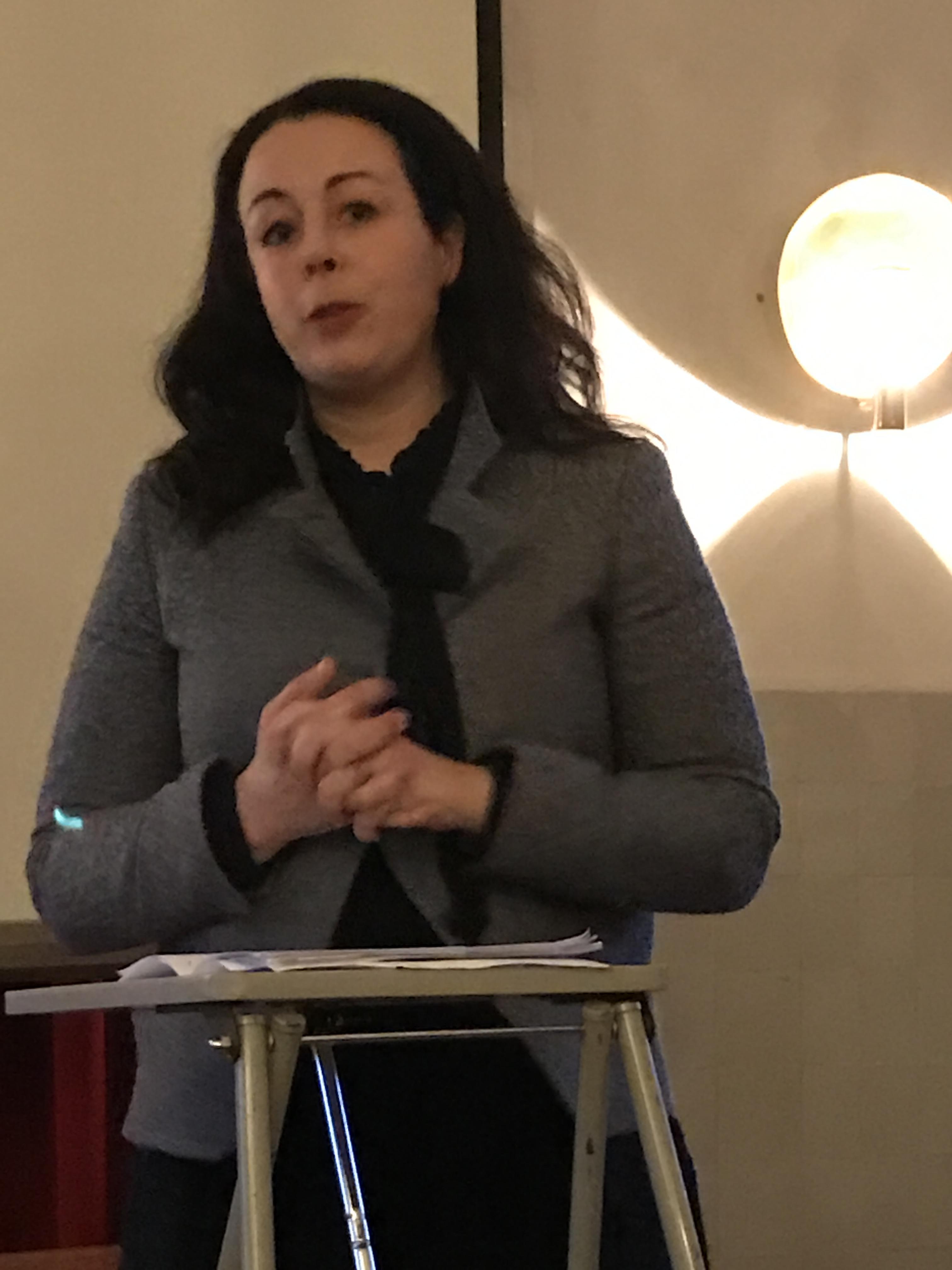 Salima Belhaj in Middachten