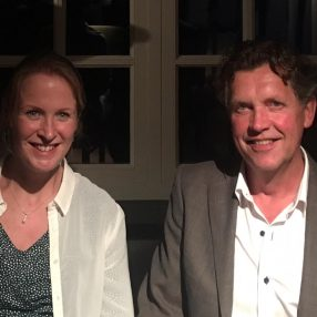 Marijn Willemen en Paul Jans
